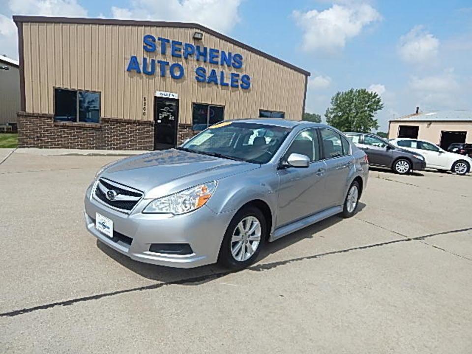 2012 Subaru Legacy  - Stephens Automotive Sales