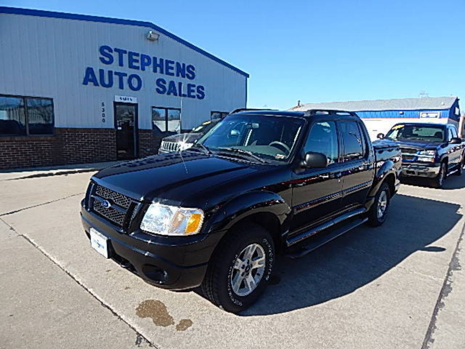 oemexteriorfront trac pics pictures ford sport truck makes explorer loading
