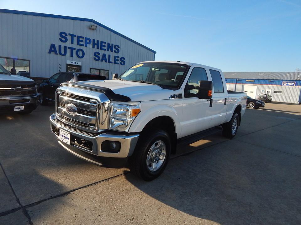 2014 Ford F-250 XLT  - B43891  - Stephens Automotive Sales