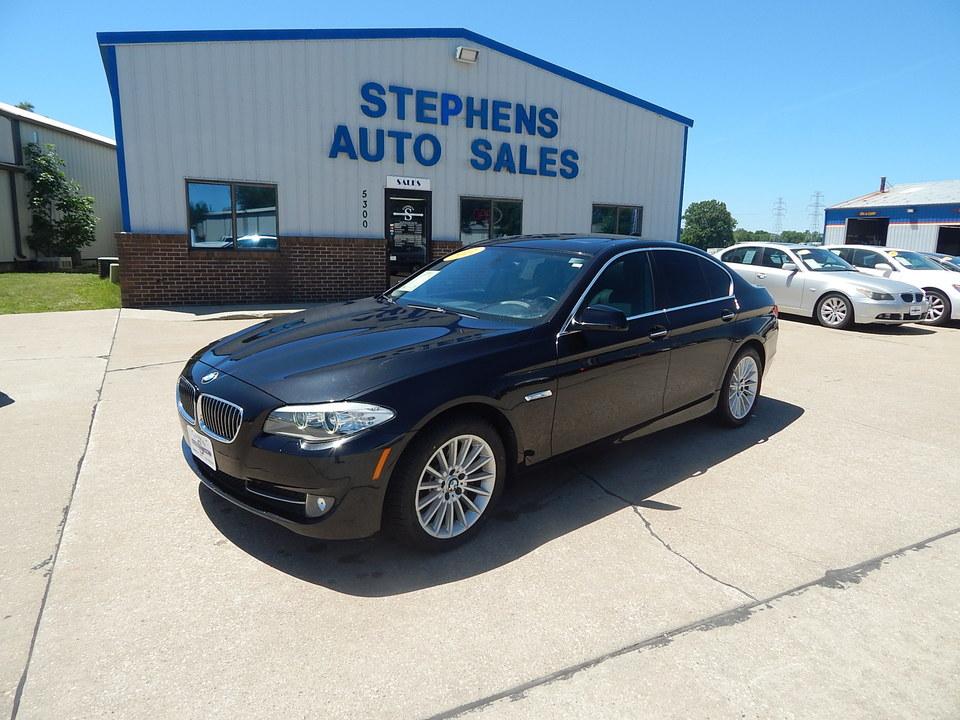 2011 BMW 5 Series  - Stephens Automotive Sales