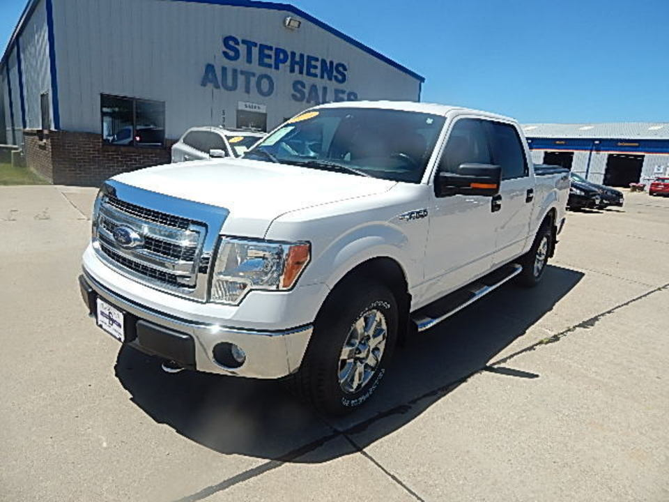 2014 Ford F-150  - Stephens Automotive Sales
