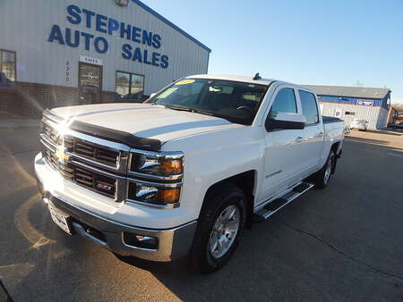 2015 Chevrolet Silverado 1500 LT for Sale  - 339742  - Stephens Automotive Sales