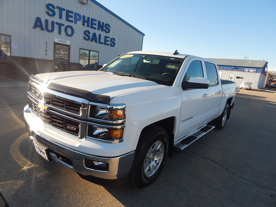 2015 Chevrolet Silverado 1500 LT  - 339742  - Stephens Automotive Sales