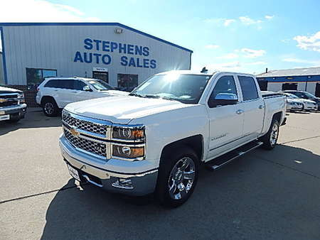 2015 Chevrolet Silverado 1500 LTZ for Sale  - 162088  - Stephens Automotive Sales