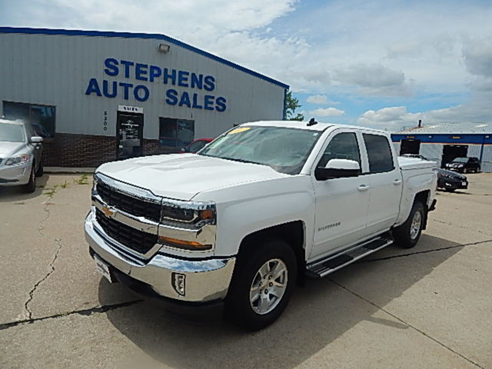 2017 Chevrolet Silverado 1500 LT  - 410858  - Stephens Automotive Sales