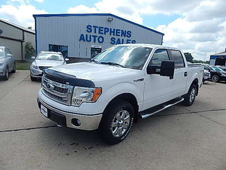 2014 Ford F-150 XLT for Sale  - D77821  - Stephens Automotive Sales
