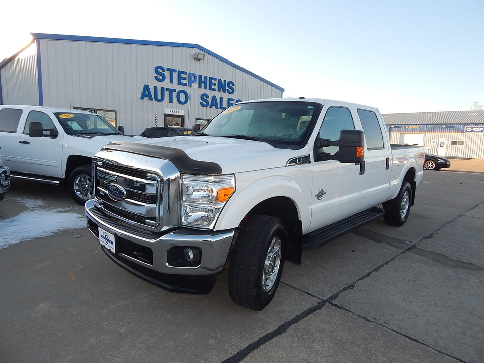 2015 Ford F-250 XLT  - C66116  - Stephens Automotive Sales