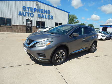 2017 Nissan Murano S for Sale  - 18S  - Stephens Automotive Sales