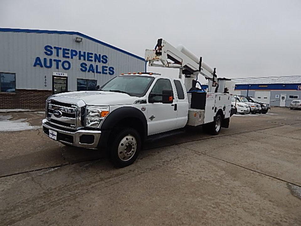 2011 Ford F-550  - Stephens Automotive Sales