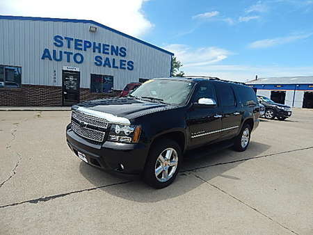 2009 Chevrolet Suburban LTZ for Sale  - 8  - Stephens Automotive Sales