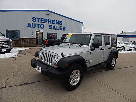 2012 Jeep Wrangler Sport for Sale  - 259393  - Stephens Automotive Sales
