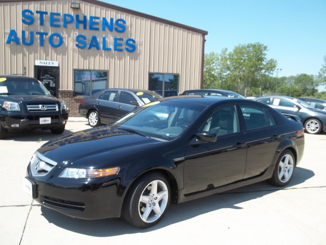 Acura TL NAVIGATION Stock A Johnston IA - 2005 acura tl navigation update