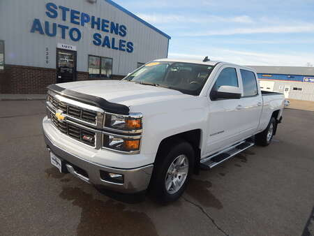 2015 Chevrolet Silverado 1500 LT for Sale  - 464523  - Stephens Automotive Sales