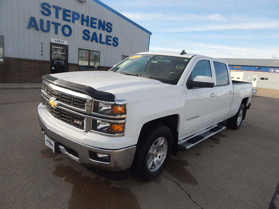 2015 Chevrolet Silverado 1500 LT  - 464523  - Stephens Automotive Sales