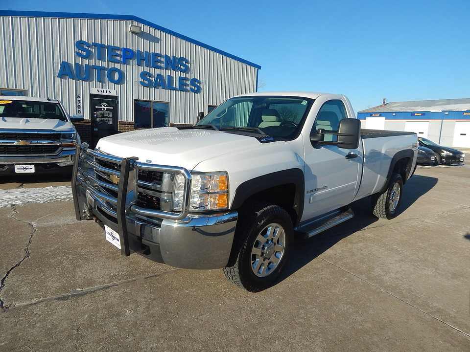 2008 Chevrolet Silverado 2500HD  - Stephens Automotive Sales