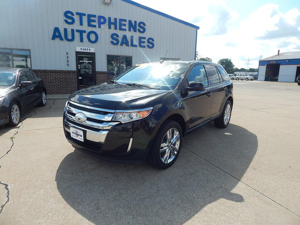 2013 Ford Edge SEL  - 12X  - Stephens Automotive Sales