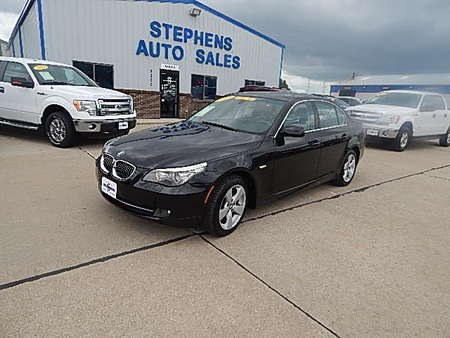 2008 BMW 5 Series 528xi for Sale  - 4  - Stephens Automotive Sales