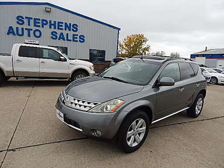 2007 Nissan Murano SL for Sale  - 2S  - Stephens Automotive Sales