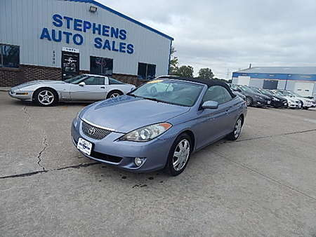 2005 Toyota Camry Solara SE for Sale  - 058702  - Stephens Automotive Sales