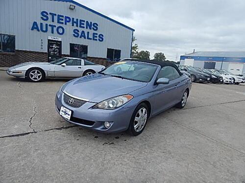 2005 Toyota Camry Solara  - Stephens Automotive Sales