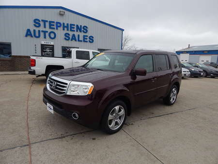 2014 Honda Pilot EX for Sale  - 10x  - Stephens Automotive Sales