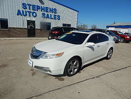 2009 Acura TL Tech for Sale  - 005424  - Stephens Automotive Sales