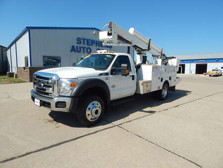 2012 Ford F-550 XLT for Sale  - B81830  - Stephens Automotive Sales