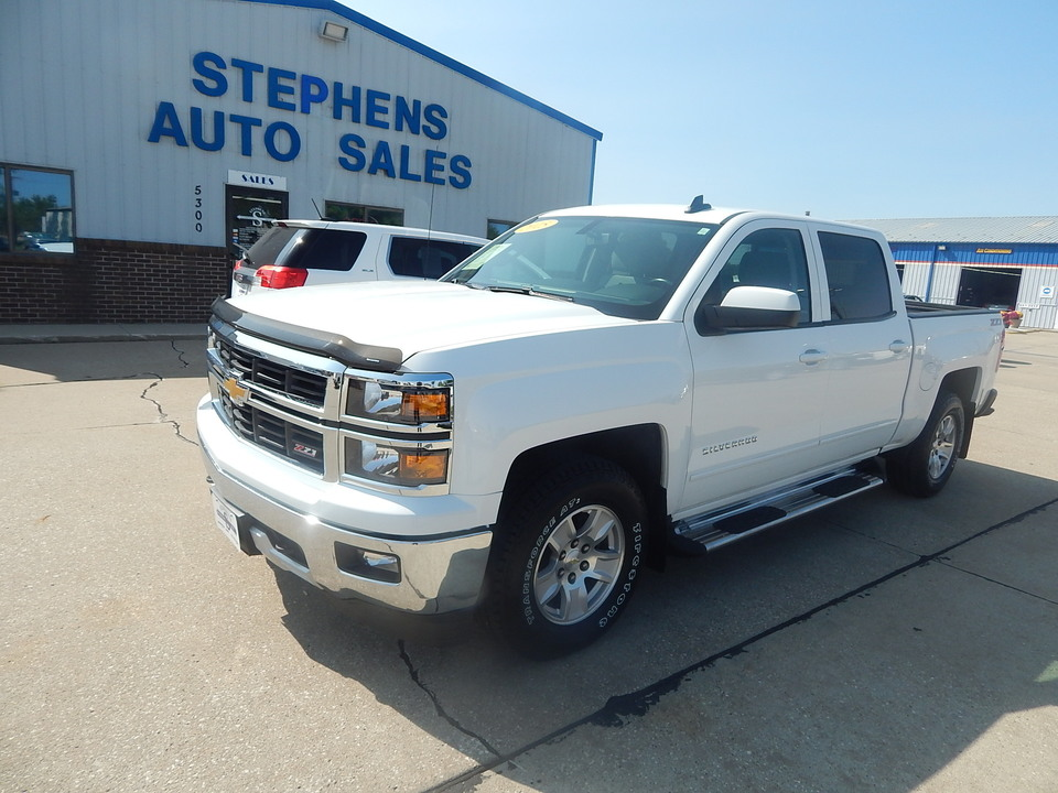 2015 Chevrolet Silverado 1500 LT  - 465054  - Stephens Automotive Sales