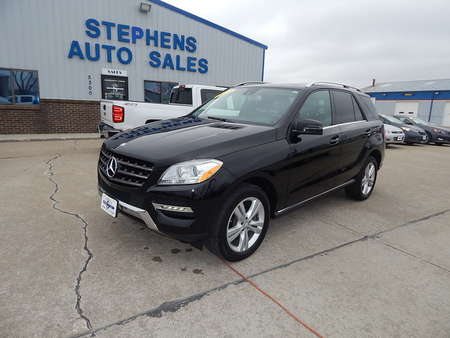 2014 Mercedes-Benz M-Class ML 350 for Sale  - 6U  - Stephens Automotive Sales