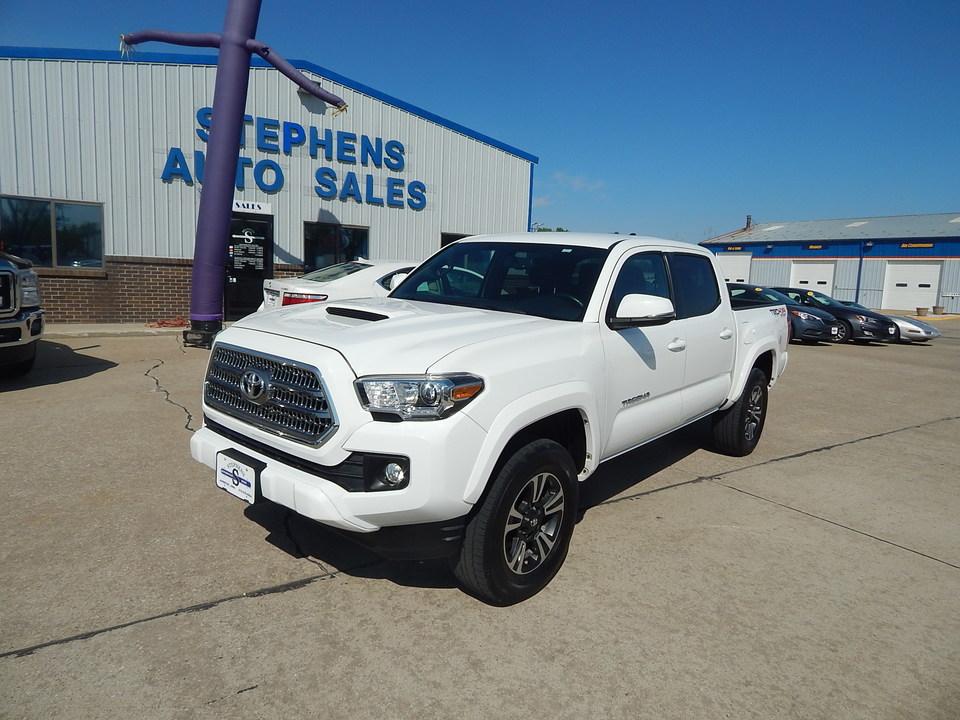 2017 Toyota Tacoma  - Stephens Automotive Sales