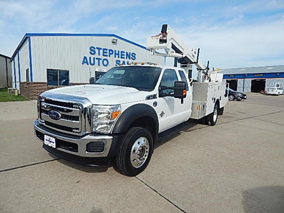 2013 Ford F-550  - Stephens Automotive Sales