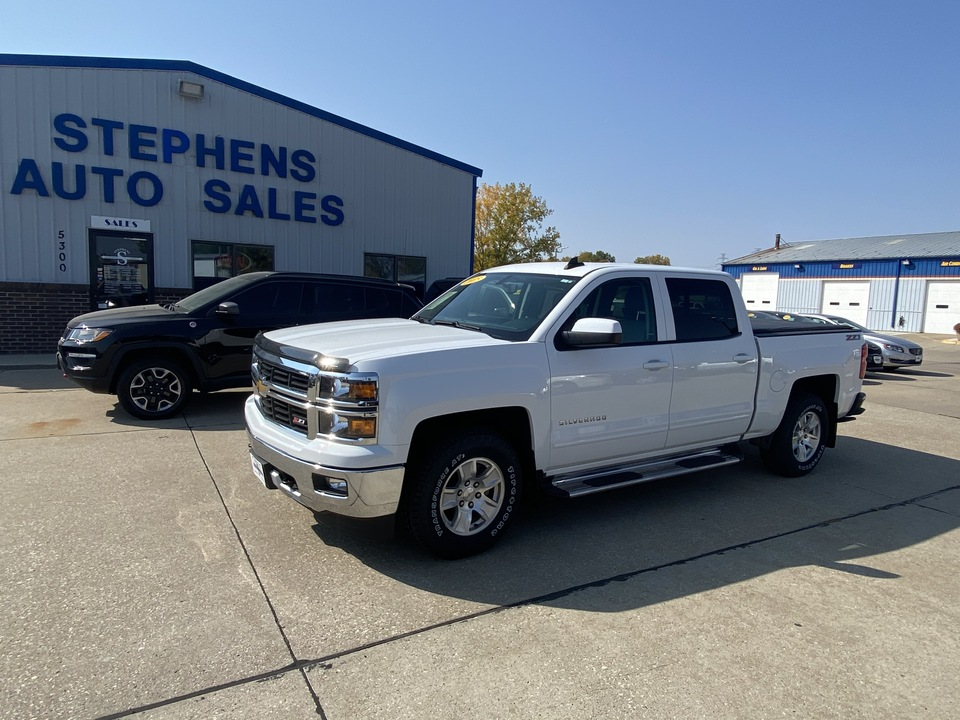 2015 Chevrolet Silverado 1500 LT  - 479783  - Stephens Automotive Sales