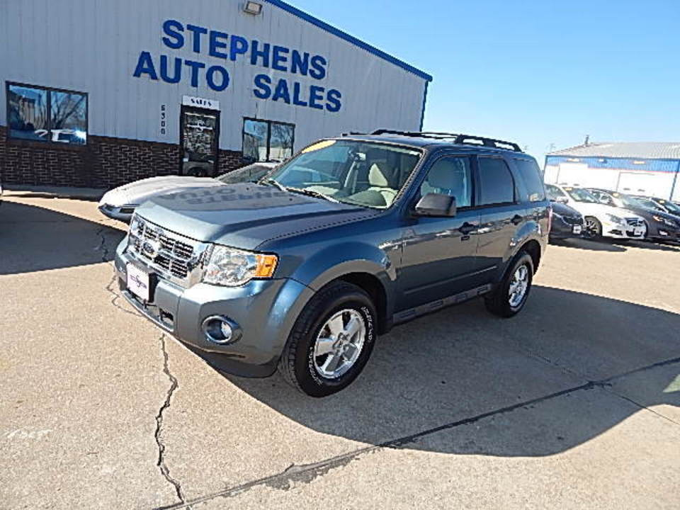 2012 Ford Escape  - Stephens Automotive Sales