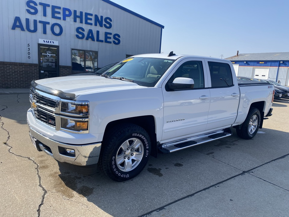 2015 Chevrolet Silverado 1500 LT  - 480403  - Stephens Automotive Sales