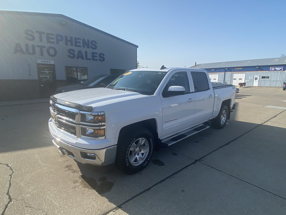 2015 Chevrolet Silverado 1500 LT  - 480935  - Stephens Automotive Sales