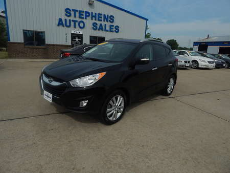 2013 Hyundai Tucson Limited for Sale  - 582458  - Stephens Automotive Sales
