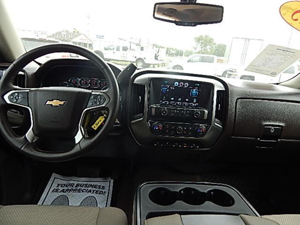 2015 Chevrolet Silverado 1500  - Stephens Automotive Sales