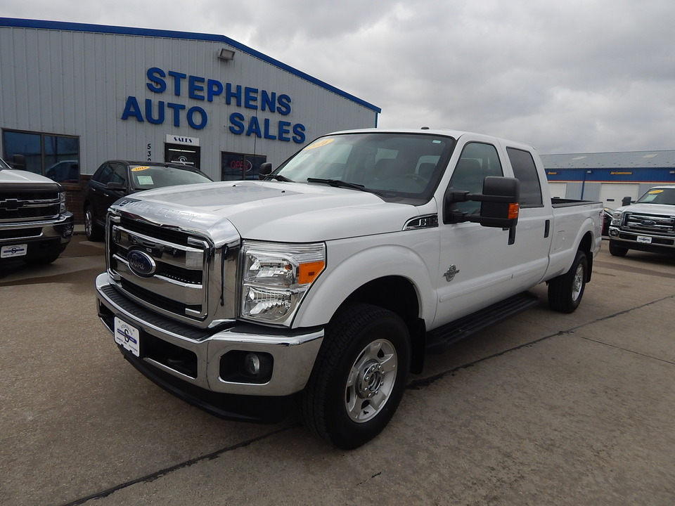 2016 Ford F-350  - Stephens Automotive Sales