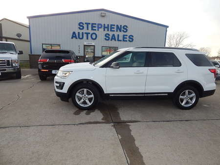 2016 Ford Explorer XLT for Sale  - B37045  - Stephens Automotive Sales