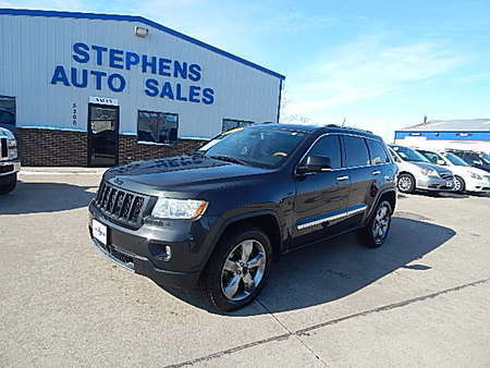 2011 Jeep Grand Cherokee Overland for Sale  - 12  - Stephens Automotive Sales