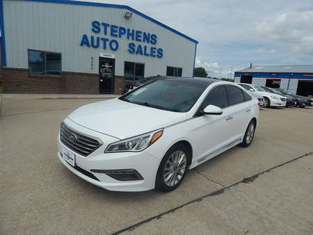 2015 Hyundai Sonata 2.4L Limited for Sale  - 14  - Stephens Automotive Sales