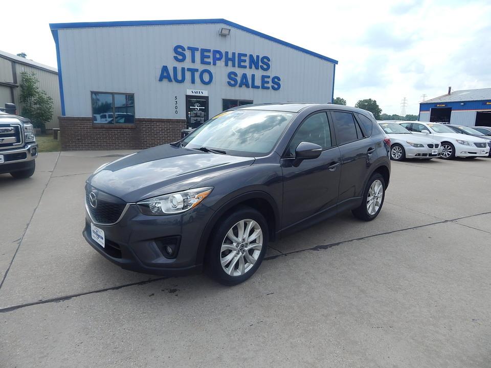 2014 Mazda CX-5 Grand Touring  - 15  - Stephens Automotive Sales
