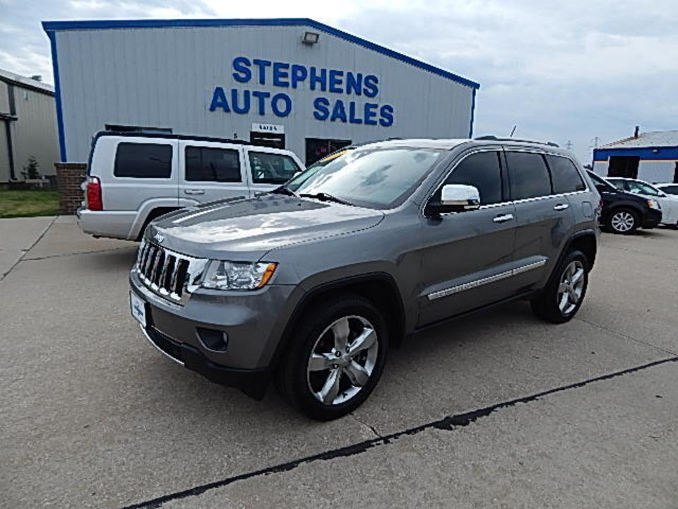 Superb 2012 Jeep Grand Cherokee Limited LIMITED