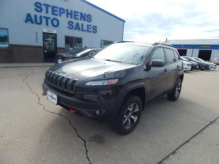 2015 Jeep Cherokee Trailhawk for Sale  - 16Y  - Stephens Automotive Sales
