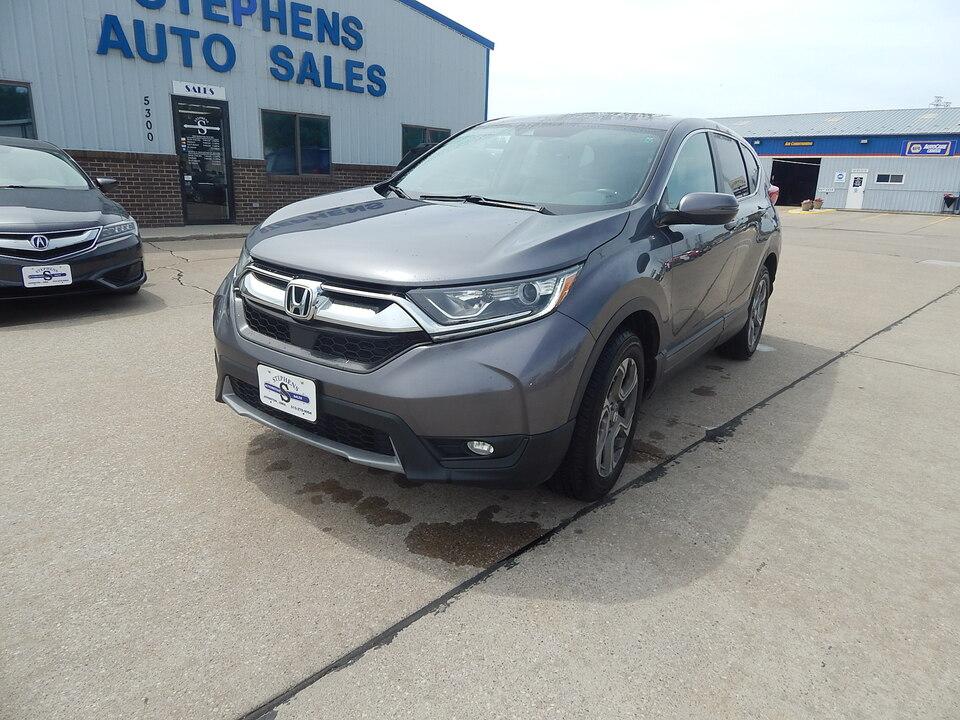 2017 Honda CR-V  - Stephens Automotive Sales