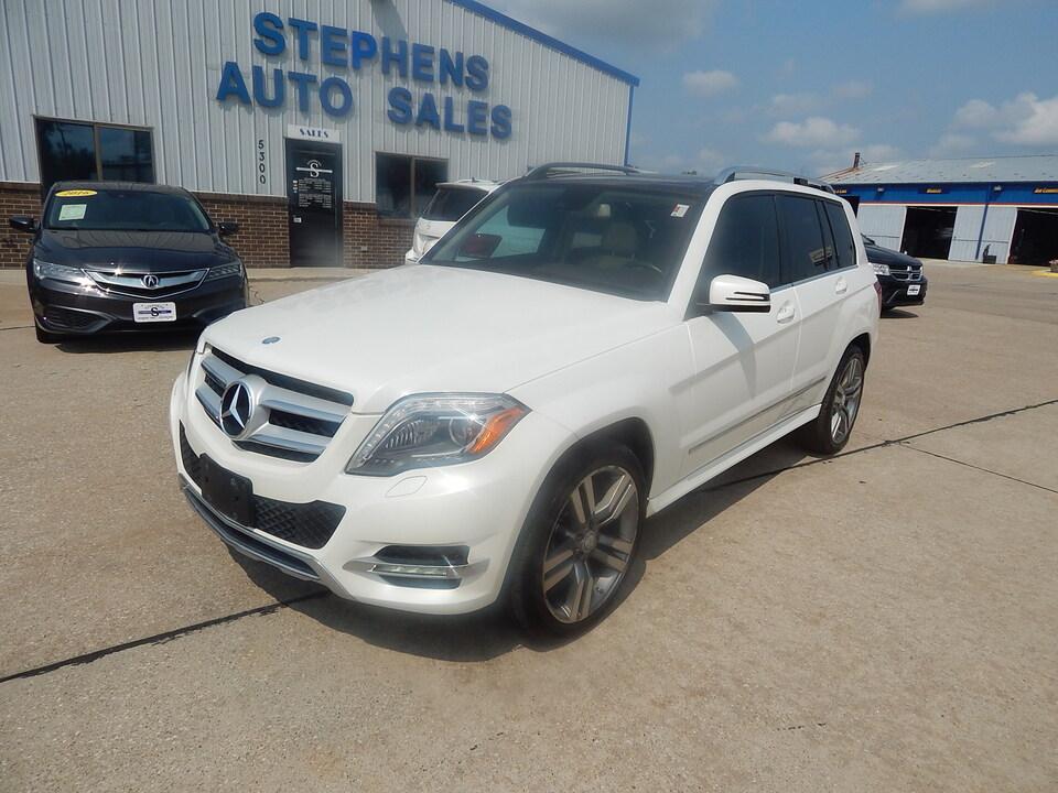 2013 Mercedes-Benz GLK-Class GLK 350  - 21N  - Stephens Automotive Sales