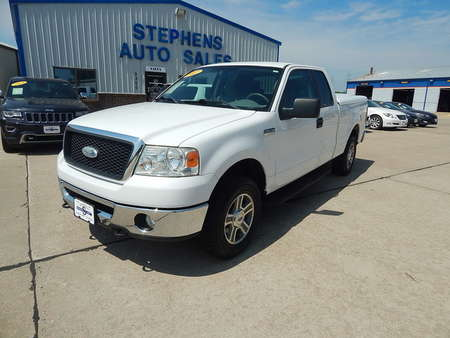 2007 Ford F-150 XLT for Sale  - C45410  - Stephens Automotive Sales