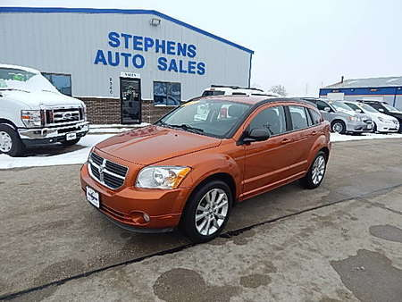 2011 Dodge Caliber Heat for Sale  - 14571  - Stephens Automotive Sales