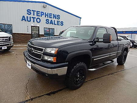 2007 Chevrolet Silverado 1500 LT1 for Sale  - 180604  - Stephens Automotive Sales