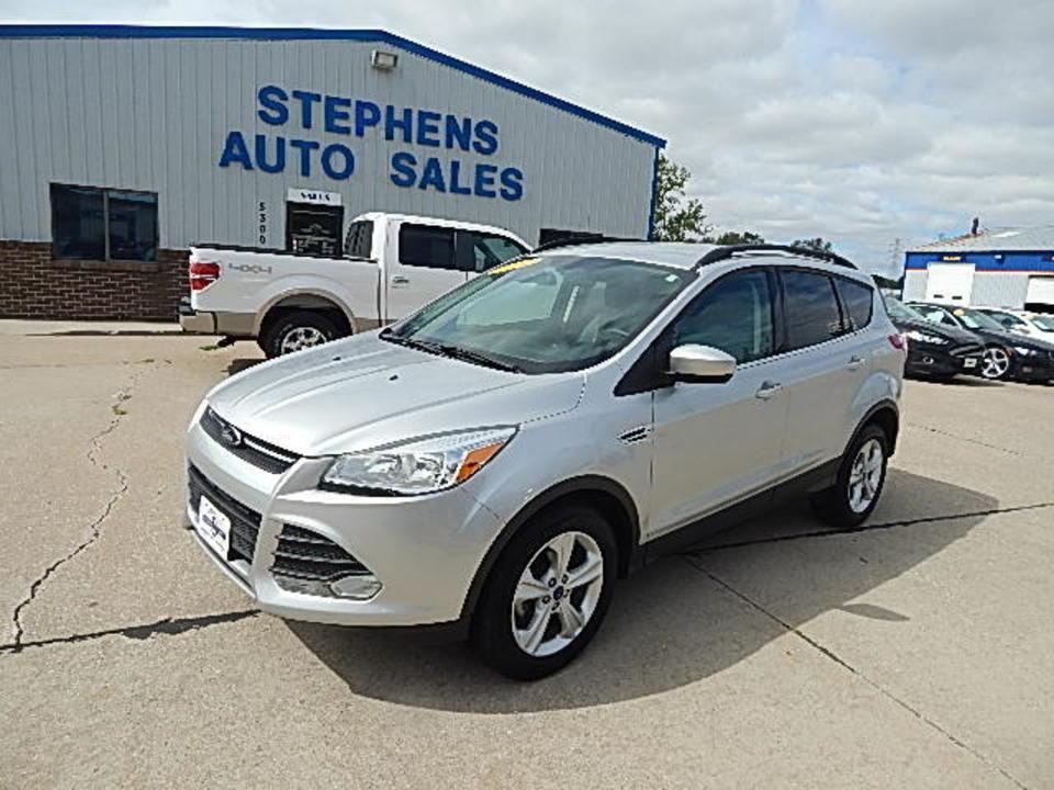 2014 Ford Escape  - Stephens Automotive Sales